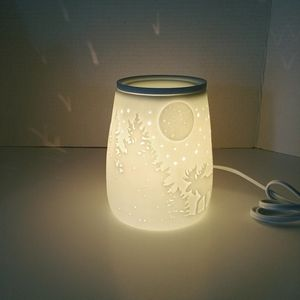 Scentsy Starry Frontier Scent Warmer Authentic NIB
